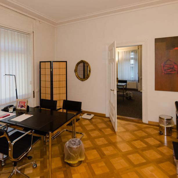 Behandlungszimmer - swiss hernia center